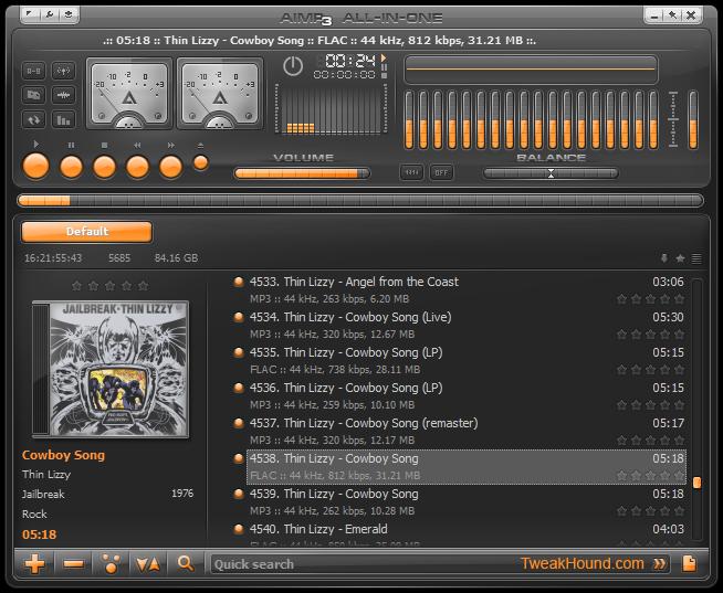 WatFile.com Download Free Download Software Pemutar Musik Aimp terbaru 2015 Full Version